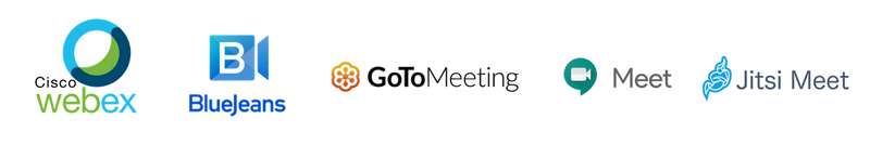 zoom meeting alternatives