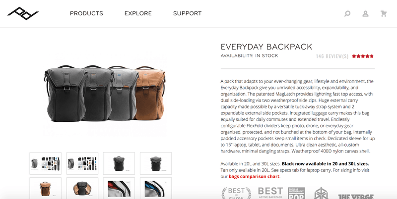Alt = '' Add lots of pictures in Product Descriptions for Websites ''