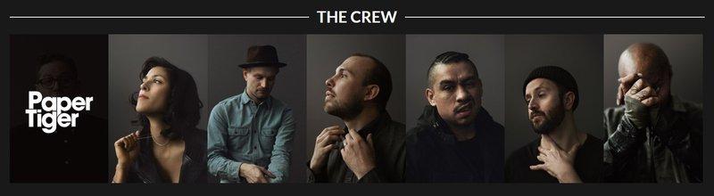 7 band members of Doomtree